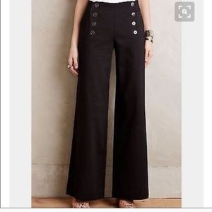 Anthropology high waist dress pants